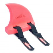 swimfin hajfinne / svømmefinne til børn - pink - Bade Og Strandlegetøj