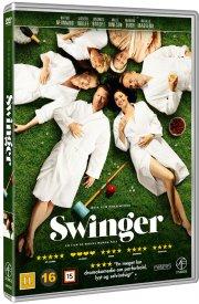 swinger - dansk film fra 2016 - DVD