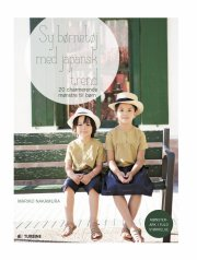 sy børnetøj med japansk trend - bog