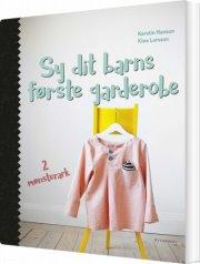 sy dit barns første garderobe - bog