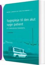 sygepleje til den akut syge patient - et curologisk perspektiv - bog
