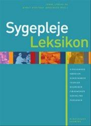 sygeplejeleksikon - bog
