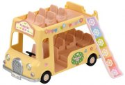 sylvanian families bus - Dukker