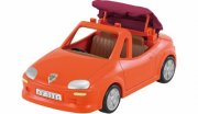 sylvanian families bil - cabriolet - Dukker