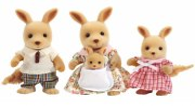 sylvanian kænguru familie - Dukker
