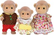sylvanian families - abe familien - Dukker