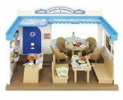 sylvanian families restaurant strandskallen - Dukker