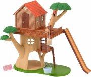 sylvanian families træhus - Dukker