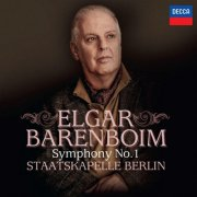 elgar barenboim - symphony no.1 in a flat major - cd