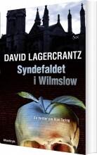 syndefaldet i wilmslow - bog