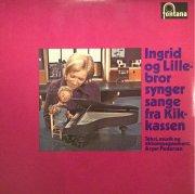 ingrid og lillebror - synger sange fra kikkassen - cd