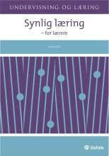 synlig læring - for lærere - bog