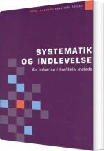 systematik og indlevelse - bog