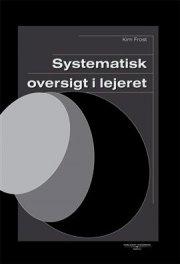 systematisk oversigt i lejeret - bog