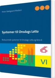 systemer til onsdags lotto - bog