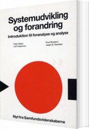 systemudvikling og forandring - bog