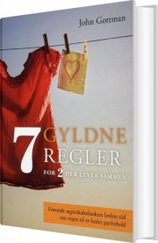 syv gyldne regler for to der lever sammen - bog