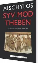 syv mod theben - bog