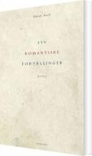 syv romantiske fortællinger - bog