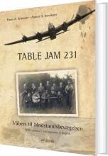 table jam 231 - bog