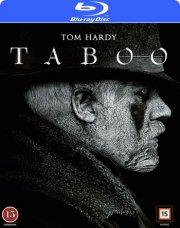 taboo - sæson 1 - Blu-Ray