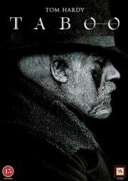 taboo - sæson 1 - DVD