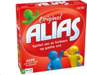 alias spil - Brætspil