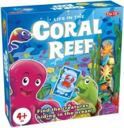 tactic life in the coral reef - Brætspil
