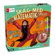 matematik spil - hr. skæg - skæg med matematik - Brætspil