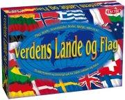 tactic verdens lande og flag - Brætspil