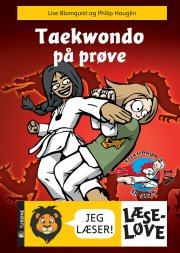 taekwondo på prøve - bog