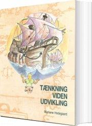 tænkning, viden, udvikling - bog