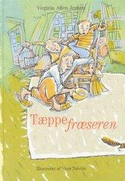 tæppefræseren - bog