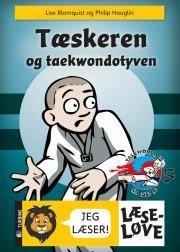 tæskeren og taekwondotyven - bog
