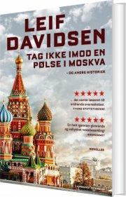 tag ikke imod en pølse i moskva - og andre historier - bog