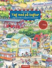 tag med på togtur - bog