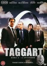taggart - sæson 24 - DVD