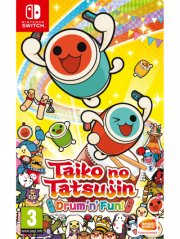 taiko no tatsujin: drum 'n' fun! - Nintendo Switch