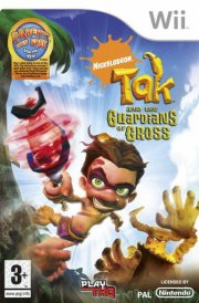 tak guardians of gross - wii