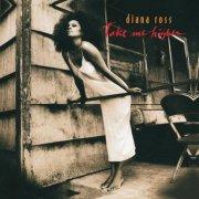 diana ross - take me higher - cd
