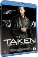 taken - extended harder cut - Blu-Ray