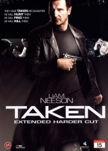 taken 1 - liam neeson - 2008 - DVD