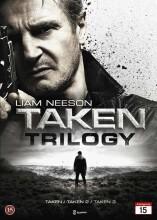 Image of   Taken 1 // Taken 2 // Taken 3 - DVD - Film