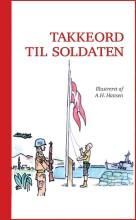 takkeord til soldaten - bog