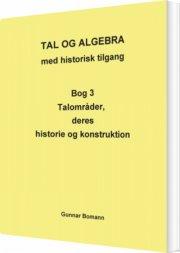 tal og algebra med historisk tilgang - bog