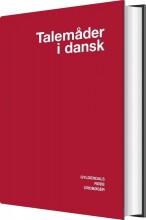 talemåder i dansk - bog