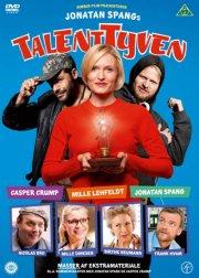 talenttyven - jonatan spang - 2012 - DVD