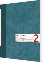 taleserie 2, elevbog - bog