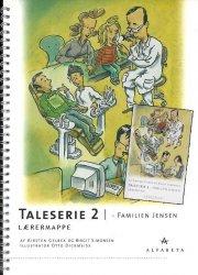 taleserie 2, lærermappe inkl. bånd - bog