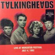 talking heads - live at werchter festival 1982 - Vinyl / LP